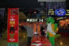 Montpellito au Téléthon 2010 et aux Marché de Noël !